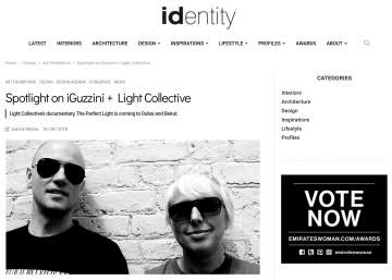 Spotlight on iGuzzini + Light Collective