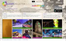 Website at light-collector.com